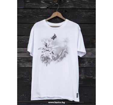 Тениска Basics Free Edelvais