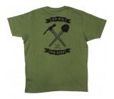 Тениска Peaty's Go Dig Go Ride T-Shirt
