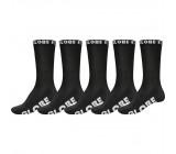 Чорапи Globe Blackout Socks 5pk
