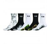Чорапи MALCOM CREW SOCK 5PK